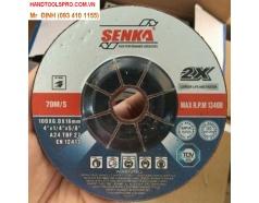 Đá mài thép 100 X 6.0 X 16mm SENKA SK-271006 (hộp 25 viên)