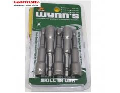 Đầu bắn tole 13mm Wynns W0619E (Vỉ 5 cái)