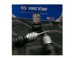 Đầu Chuyễn Từ Bu Lông 1/2 Sang Vít 6.35mm Kingtony 414A08S