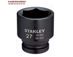 Đầu tuýp lục giác đen ngắn 1/2″ 15mm STANLEY STMT89442-8B