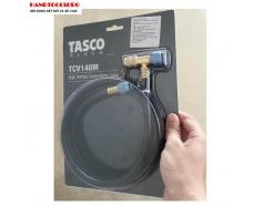 Dây nạp gas tích hợp van chống bỏng R32, R410A  TASCO TCV140M