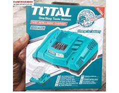 Đế sạc nhanh thông minh pin 20v Total TFCLI2003