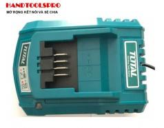 Đế sạc pin 20v Total TFCLI2001