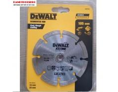 Đĩa cắt gạch 105x20x7mm DEWALT DW4781-B1
