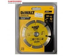 Đĩa cắt khô 105x20x10mm DEWALT DW4785-B1