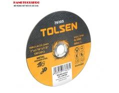 Đĩa Cắt Sắt & Inox Mỏng Tolsen 76133 125mm
