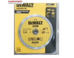 Đĩa cắt ướt 105x20x7mm DEWALT DW4790-B1