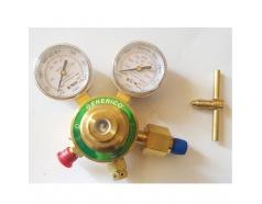 Đồng hồ gió Oxygen màu vàng GENERICO, 152-X