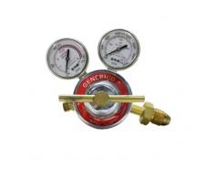 Đồng hồ khí Acetylen màu đỏ GENERICO, 452-Y