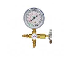 Đồng hồ sạc gas đơn GITTA, GT-466G-L