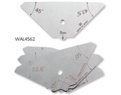Dưỡng đo góc mối hàn WAL4562