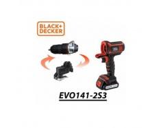EVO141-2S3 BLACK&DECKER - BỘ MÁY MULTI EOV 14.4.V