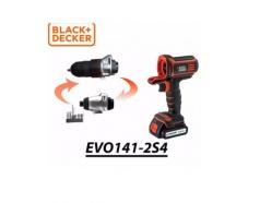 EVO141-2S4 BLACK&DECKER - BỘ MÁY MULTI EOV 14.4.V