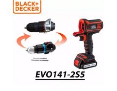 EVO141-2S5 BLACK&DECKER - BỘ MÁY MULTI EOV 14.4.V