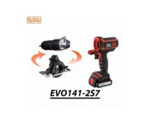 EVO141-2S7 BLACK&DECKER - BỘ MÁY MULTI EOV 14.4.V