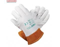 Găng tay da cừu cách nhiệt Sata FS0109