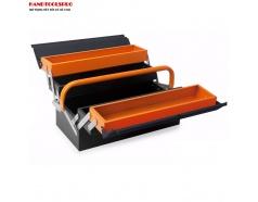 Hộp dụng cụ sắt 5 khay 46 x 20 x 20.5 cmKendo 90204