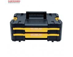 Hộp đựng dụng cụ nhựa 16x12x6 inch DEWALT DWST17804