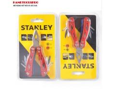 Kềm xếp đa năng 12in1 (đỏ) Stanley STHT70648-23-R