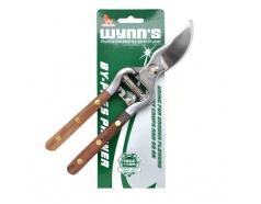 Kéo cắt cành mỏ cong cán gỗ Wynn's W866