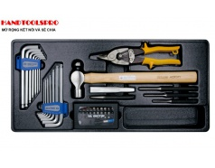 Khay dụng cụ 54 món KINGTONY 9-90154CR