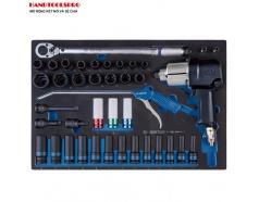 Khay dụng cụ sửa chửa ô tô 41 món KINGTONY 9-44803AMPV01