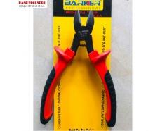 Kìm cắt cán đỏ đen 6-1/2 inch BARKER 95-216B