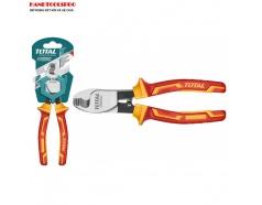 Kìm cắt cáp cách điện Total THTIP2761