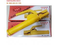 Kìm hàn điện 500A ca rô đỏ SHENG LONG KD-500A