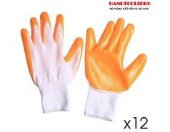 Lốc 12 Đôi Bao Tay Vải Tolsen 45010 - Size XL