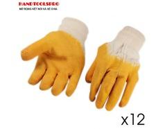 Lốc 12 Đôi Bao Tay Vải Tolsen 45022 - Size XL