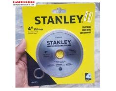 Lưỡi cắt gạch ướt 4 inch (105mm) STANLEY STA47401L