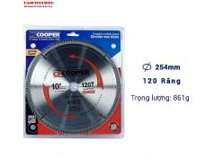 Lưỡi cắt nhôm 255mm x 120T CFCooper SA10120