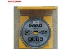 Lưỡi cưa gỗ 110mm/40 răng Dewalt DW03410