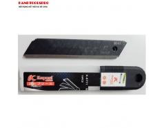 Lưỡi dao A100 thép đen SK5 KAPUSI K-8771
