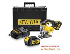Máy cưa lọng dùng pin Dewalt DCS331D2