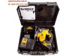 Máy cưa lọng dùng pin Dewalt DCS331M2