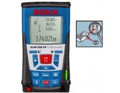 Máy đo khoảng cách laser 250m Bosch GLM 250 VF