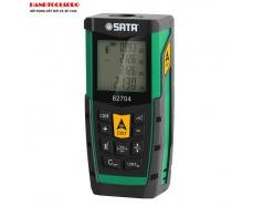 Máy đo khoảng cách laser 60m Sata 62704