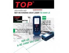 Máy đo khoảng cách laser 60m TOP LU-D60XL