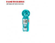 Máy đo tốc độ gió kỹ thuật số TOTAL TETAN01