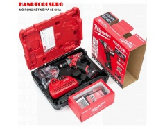 Máy khoan pin 12V Milwaukee FUEL M12 FPD-402C (SET)