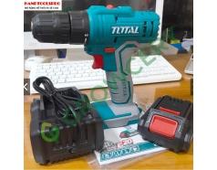 Máy khoan vặn vít dùng pin E20V Total TDLIE20011 (thế hệ mới)