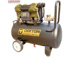Máy nén khí không dầu màn hình điện tử 50 lít DEKTON DK-990K