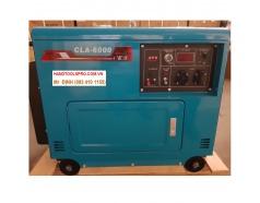 Máy phát điện dùng dầu diesel 6.6KVA Classic CLA-6000CES