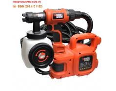 Máy phun sơn dùng điện Black&Decker HVLP400