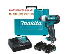 Máy vặn vít dùng pin Makita TD110DSYE