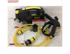 Máy xịt rửa xe chỉnh áp 2400W ZUKUI S5