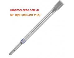 Mũi đục dẹp 25x400mm SDS Max Bosch 2608690233