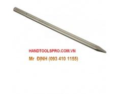 Mũi đục nhọn 25x400mm SDS Max Bosch 2608690231